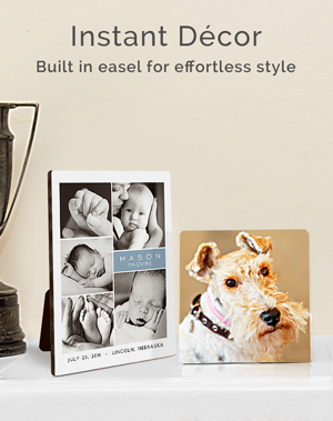 Instant Style - Photo Easel Panels
