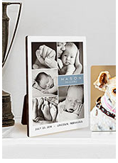 Keepsake Photo Easels
